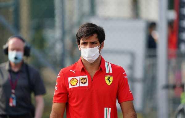 Carlos Sainz has 'pretty clear' view on Max/Hamilton crash
