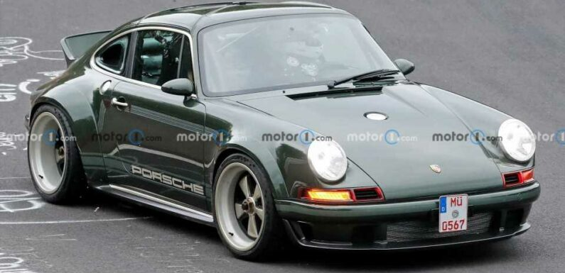 Check Out The Singer 911 DLS Testing At The Green Hell