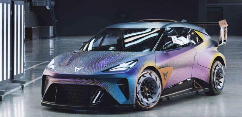 Cupra UrbanRebel Concept Debuts As Hot Hatch Previewing Future EV