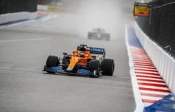 Daniel Ricciardo reprimanded for Lance Stroll block in Q1 | Planet F1