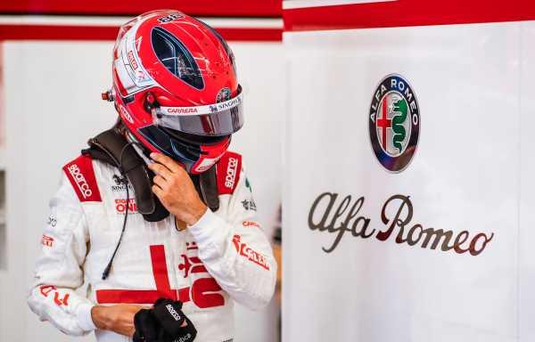 Drivers higher than Robert Kubica on Alfa Romeo 2022 list