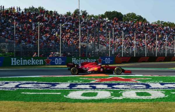 Ferrari revert to Charles Leclerc's original Monza PU