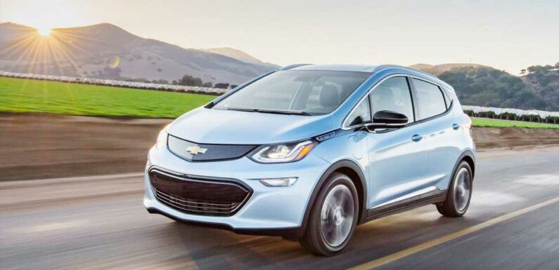 Fixed Chevy Bolt Batteries Are on the Way