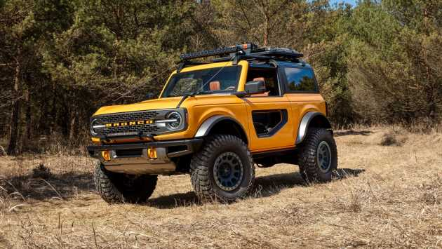 Ford Bronco being considered for Europe, says Ford boss