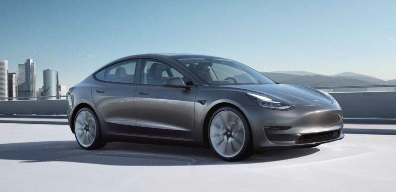 France: Tesla Model 3 Takes Plug-In Sales To New Record In August