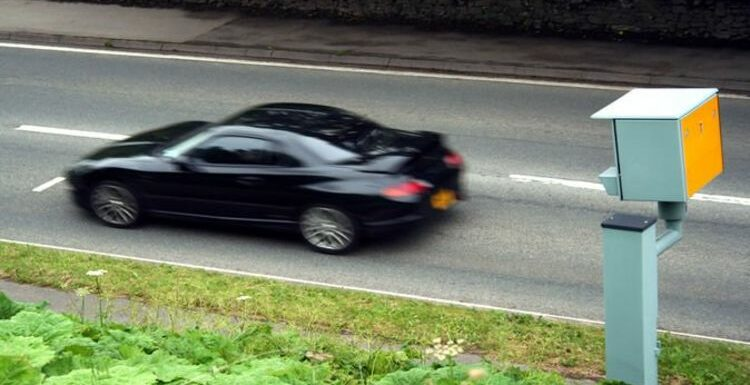 'Frightening': Thousands of drivers calling for refunds over faulty £5m speed camera