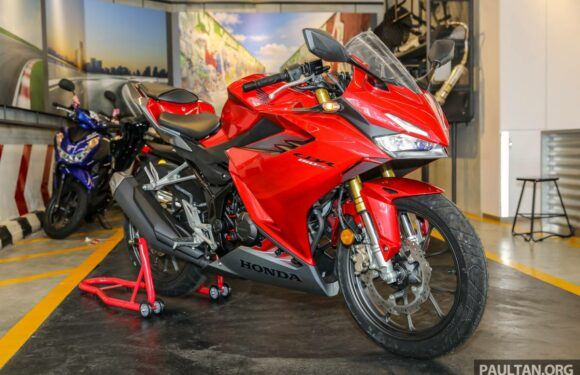 GALLERY: 2021 Honda CBR150R in Malaysia, RM12,499 – up close and personal with the CBR150R – paultan.org