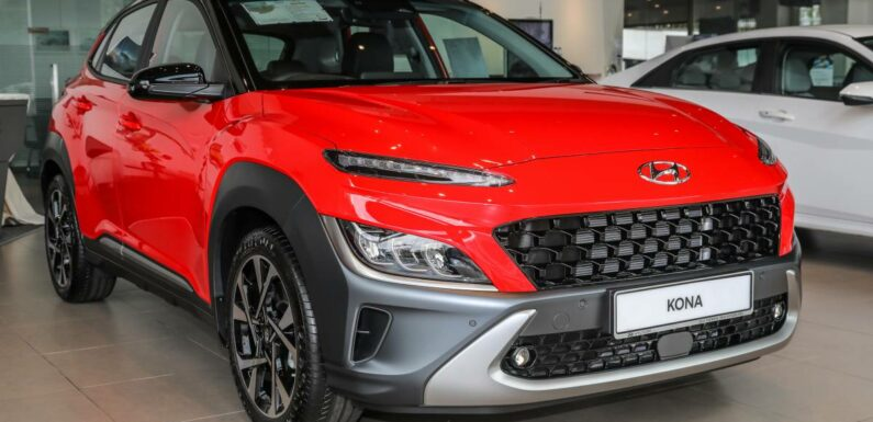 GALLERY: 2021 Hyundai Kona 1.6 Turbo and N Line in Malaysia – 1.6T with 198 PS, 265 Nm; from RM147k – paultan.org