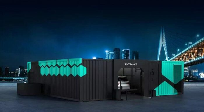 Geely unveils E-Energee battery swapping service; to have 5,000 battery swap stations in China by 2025 – paultan.org