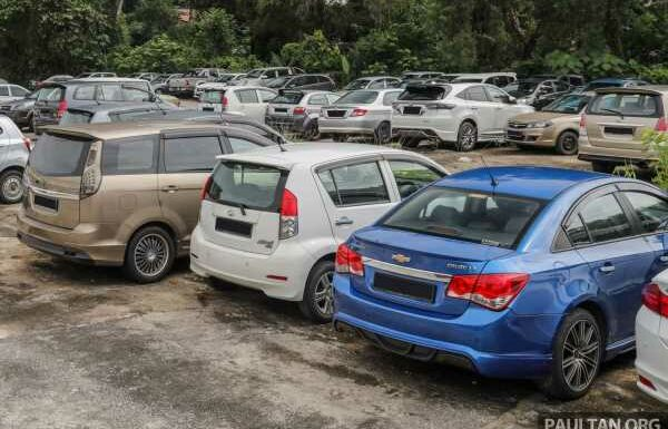 Govt stats show Malaysia's wholesale and retail sector down 14.7% in July, led by motor vehicles at -85.4% – paultan.org