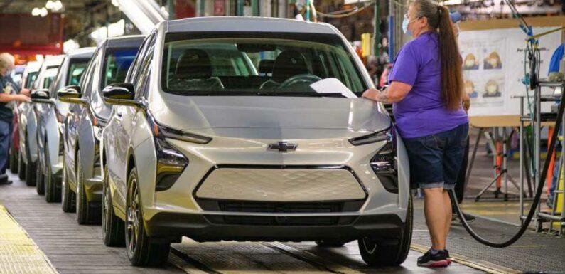 Honda, Toyota Criticize Proposed $4,500 Incentive for Union-Built EVs in America