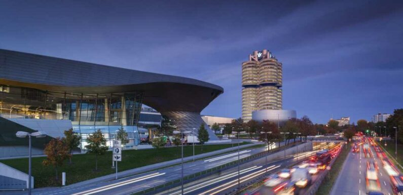 How the Frankfurt Motor Show Came to Be Held in Munich