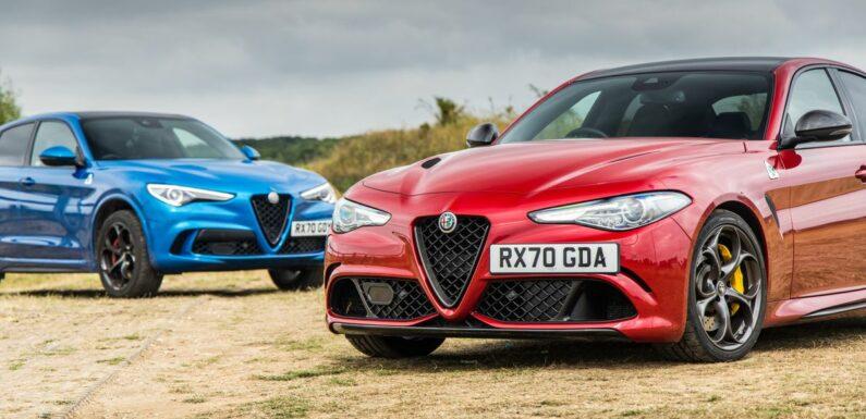 I Was Sold On The Alfa Romeo Stelvio Quadrifoglio, Then I Drove The Giulia Again