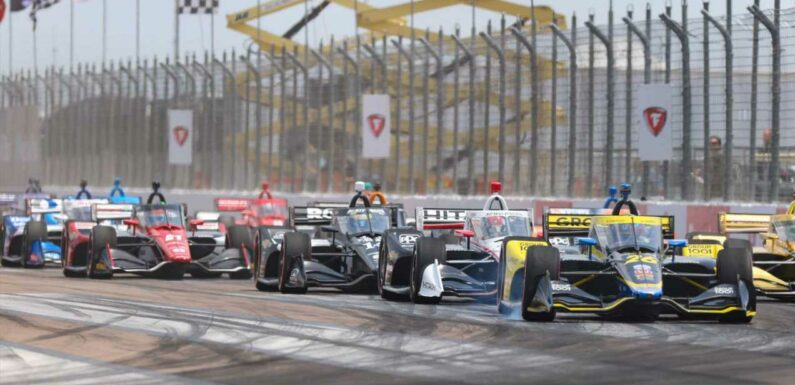 IndyCar Series Will Open 2022 Season In Feb. For First Time Since 2004