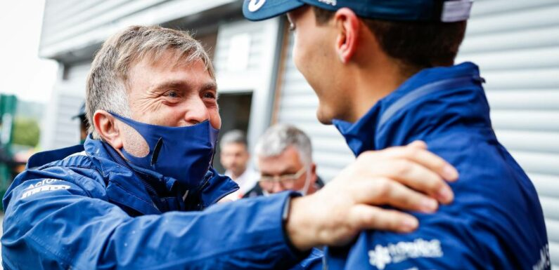 Jost Capito reveals Jenson Button text after George Russell's Q3 lap   Planet F1
