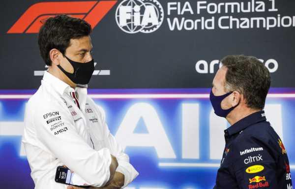 Jost Capito's Red Bull and Mercedes rapport secured Alex Albon drive