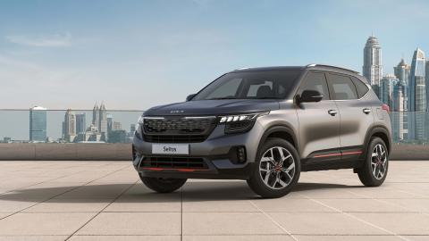Kia Seltos X Line launched at Rs. 17.79 lakh