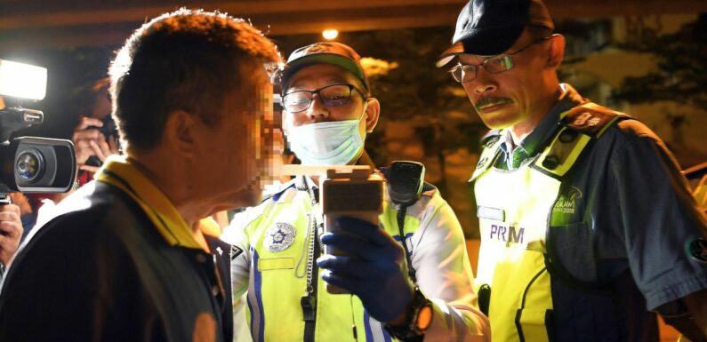 MIROS studying if heavier penalties introduced last year have been effective at reducing instances of DUI – paultan.org