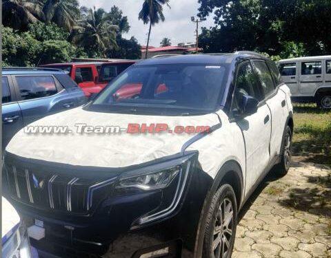 Mahindra XUV700 starts reaching dealerships