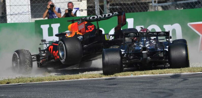Marko: This was not Senna v Prost, not deliberate