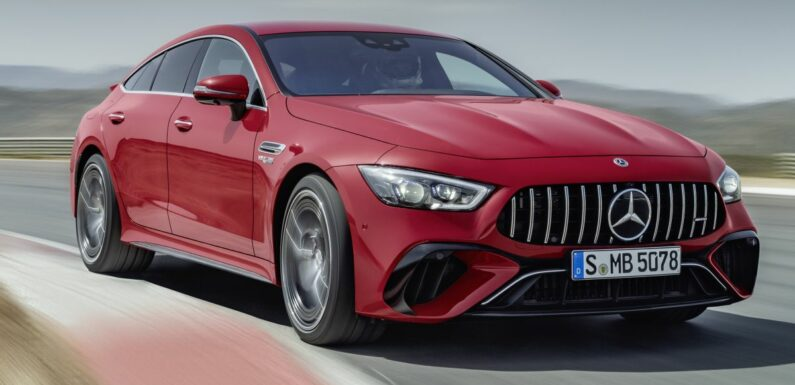 Mercedes-AMG GT63S E Performance revealed –first AMG PHEV with 843 PS, 1,470 Nm, 12 km EV range – paultan.org