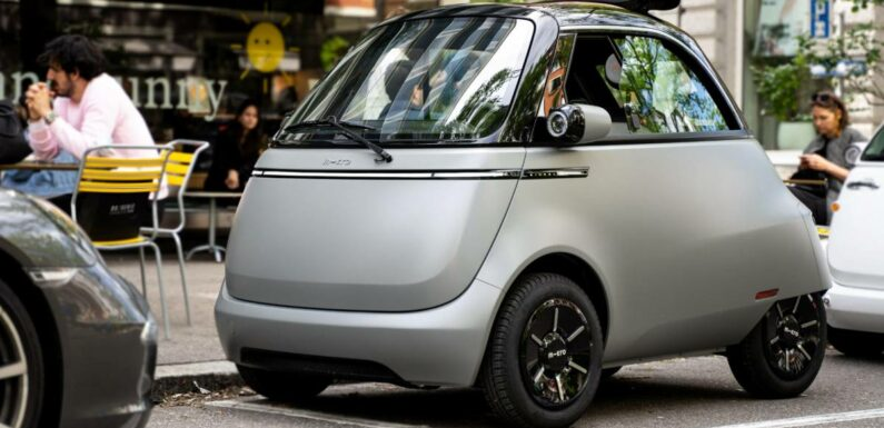 Microlino 2.0 debuts in production form – BMW Isetta-inspired EV city car with up to 26 PS, 230 km range – paultan.org