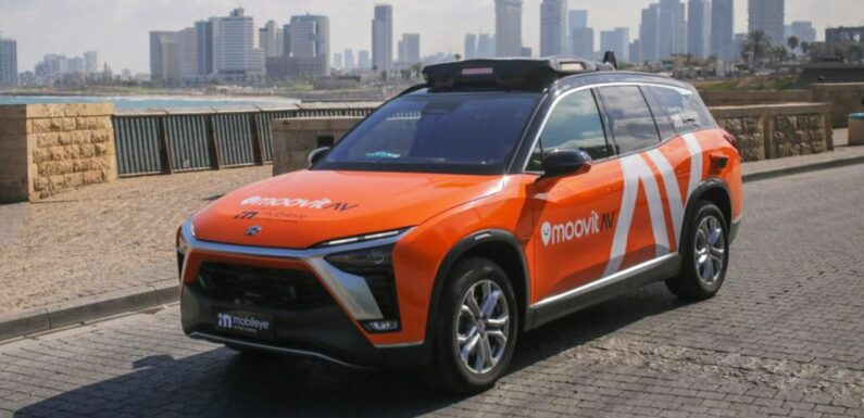 Mobileye and Sixt Will Launch Robotaxis Next Year