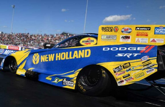 NHRA Midwest Nationals Qualifying Results, Sunday Elimination Pairings