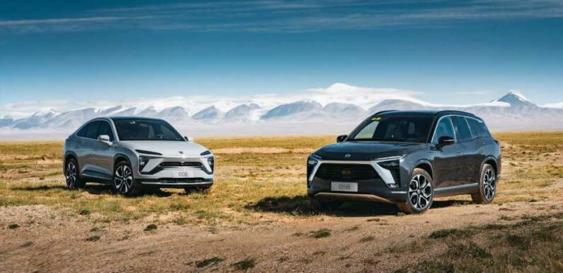NIO EV Sales Expansion Hindered By Constraints In August 2021