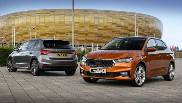 New 2022 Skoda Fabia on sale now priced from £14,905