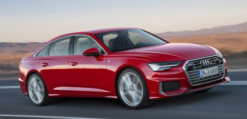 New Audi A6 S line 2021 review