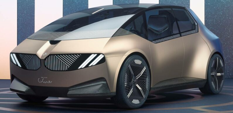 New BMW i standalone model confirmed to follow iX – maybe a compact electric hatchback to replace the i3? – paultan.org