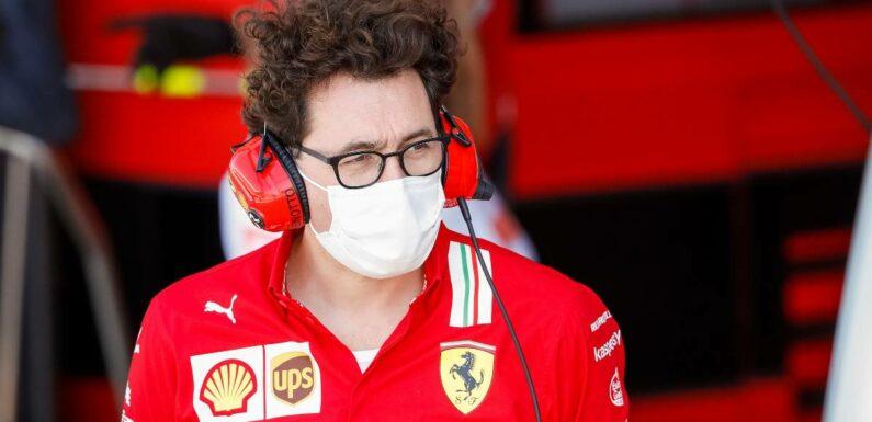 New Ferrari engine coming 'very soon' says Binotto