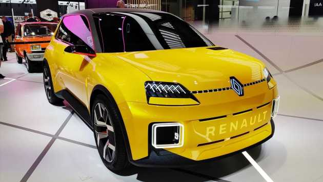 New Renault 5 electric car confirmed for production in 2024