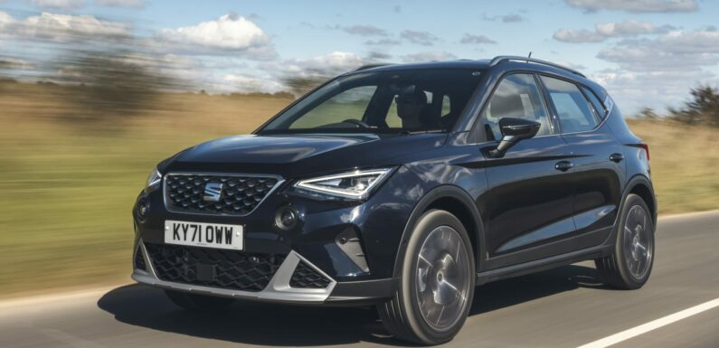 New SEAT Arona 2021 review