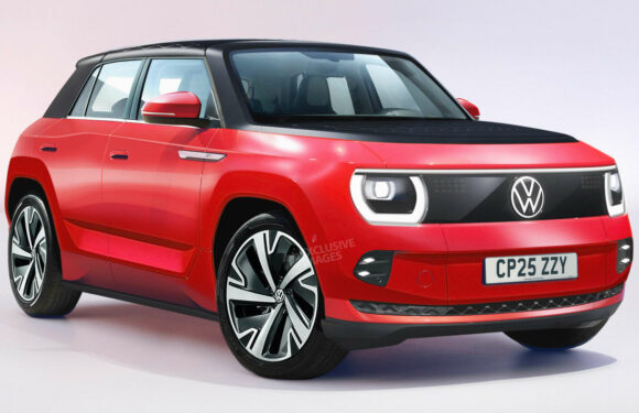 New hot Volkswagen ID. Life GTX variant on the cards