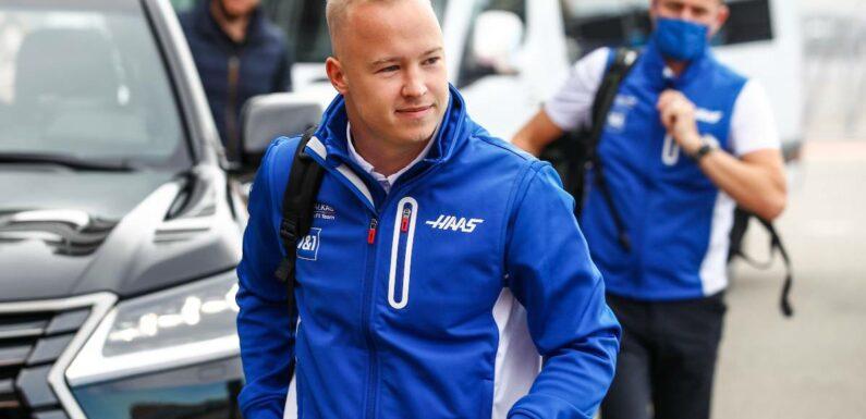 Nikita Mazepin says Haas' Sochi practice 'trick' failed   Planet F1