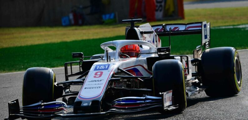 Nikita Mazepin's 'speed and confidence' are on the up | Planet F1