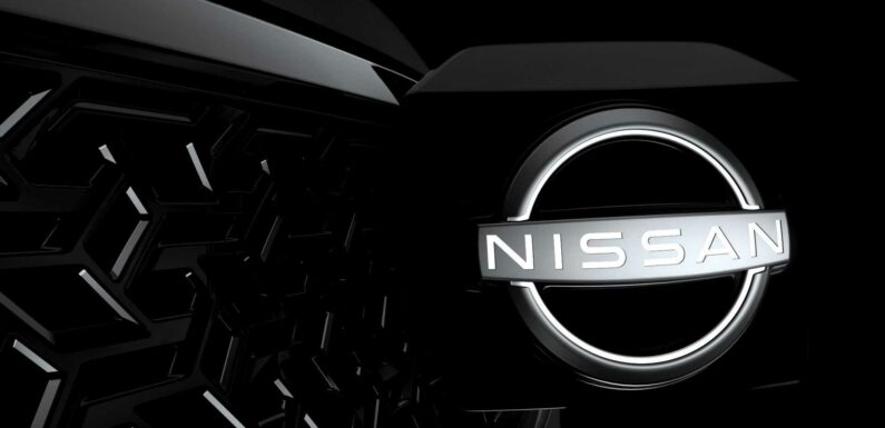 Nissan Teases Its Brand New Electric Van Ahead Of Unveiling