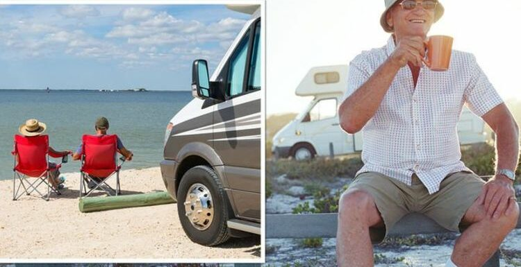 Older drivers can enjoy extra campervan and motorhome freedoms due to licence rule