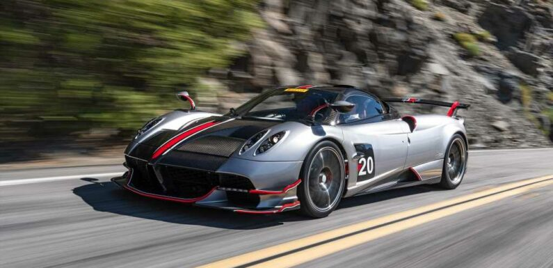 Pagani Huayra BC Roadster First Drive Review: Too Much Is Just Right