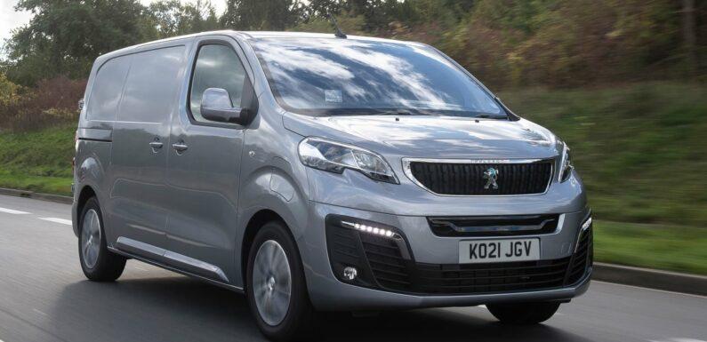 Peugeot e-Expert review