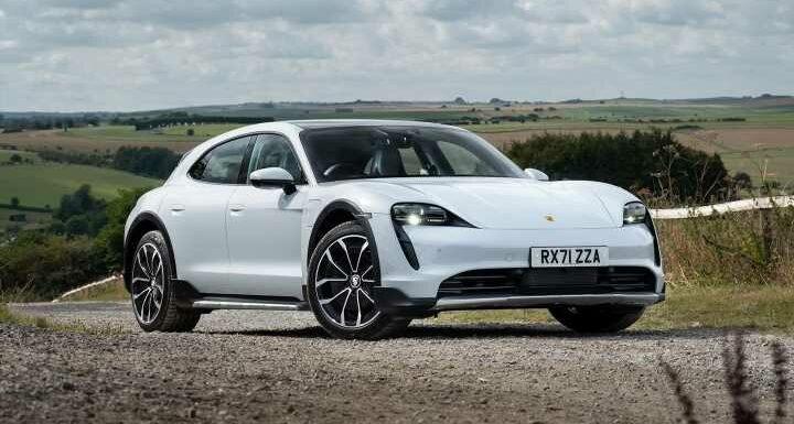 Porsche Taycan 4S Cross Turismo   PH Review