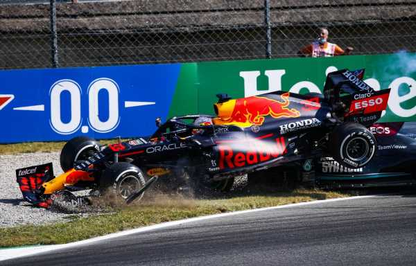 Ralf says Monza was 'definitely not' the last clash