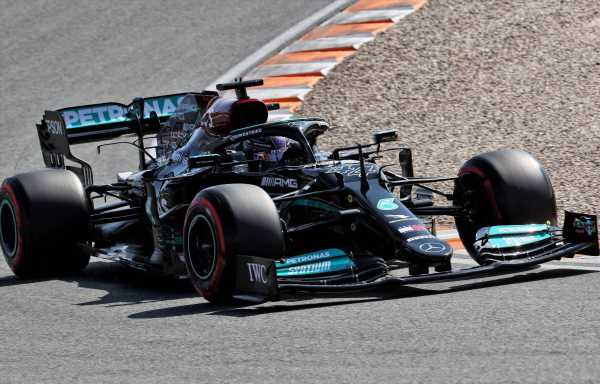 Ross Brawn 'surprised' by Lewis Hamilton strategy in Dutch Grand Prix   Planet F1