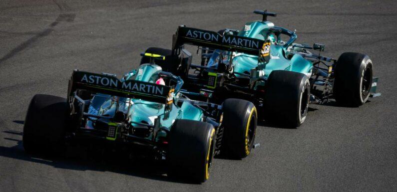 Sebastian Vettel needs to avoid 'rancour' at Aston Martin | Planet F1