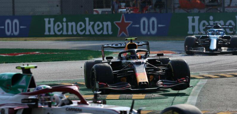Sergio Perez blasts 'very boring' Formula 1 sprint races