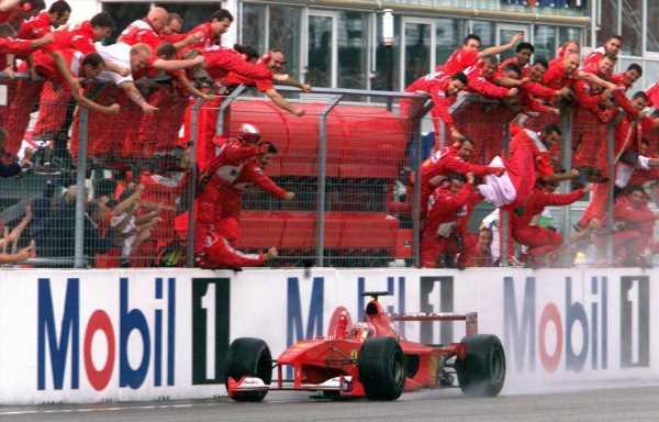 Sochi drama reminded Ross Brawn of 2000 German GP