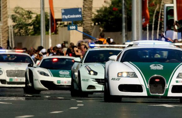 The 10 Fastest Police Cars in the World