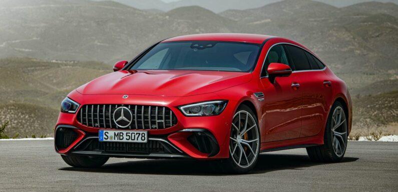 The Mercedes-AMG GT63 S E-Performance Is An 831bhp, 1033lb ft Hybrid Sledgehammer